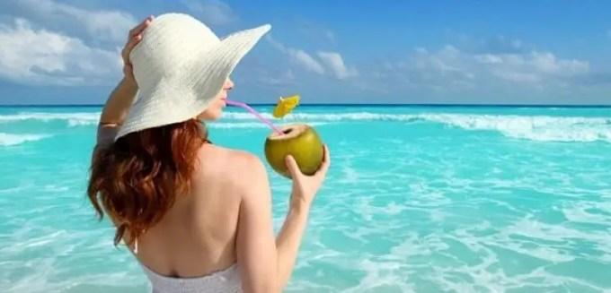 manfaat air kelapa untuk ibu menyusui