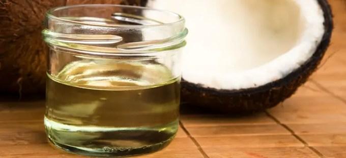 manfaat minyak kelapa untuk payudara