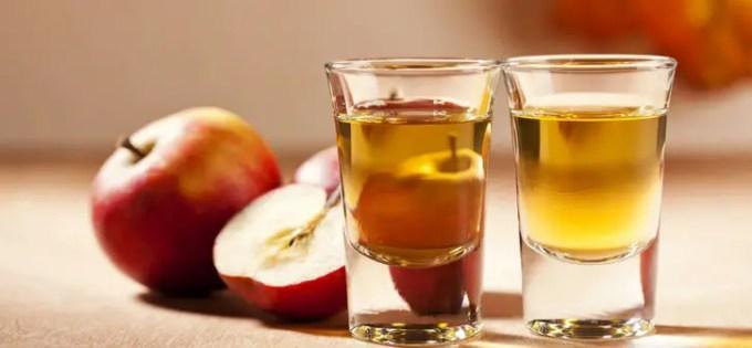 cara minum cuka apel