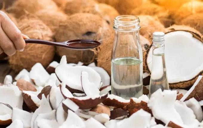 manfaat minyak vco untuk diet