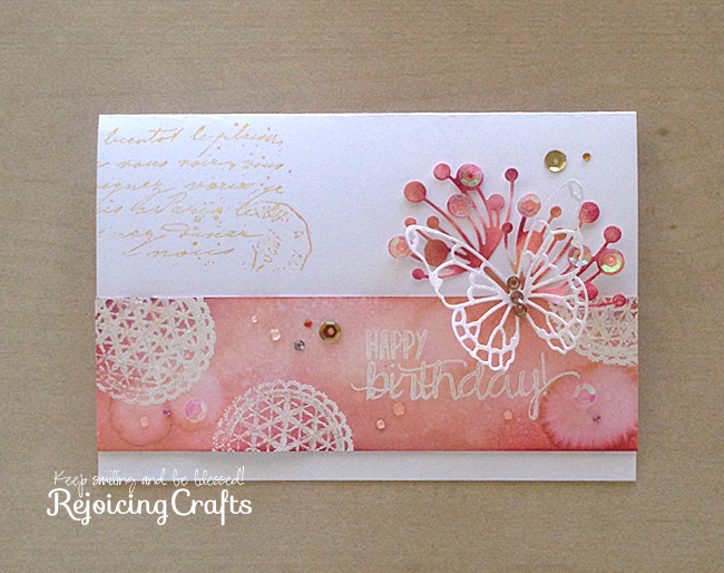 Stampin Up RejoicingCrafts