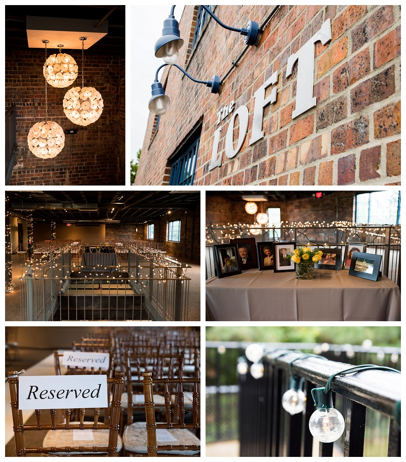 Wedding at Dock 580 in Columbus, Ohio
