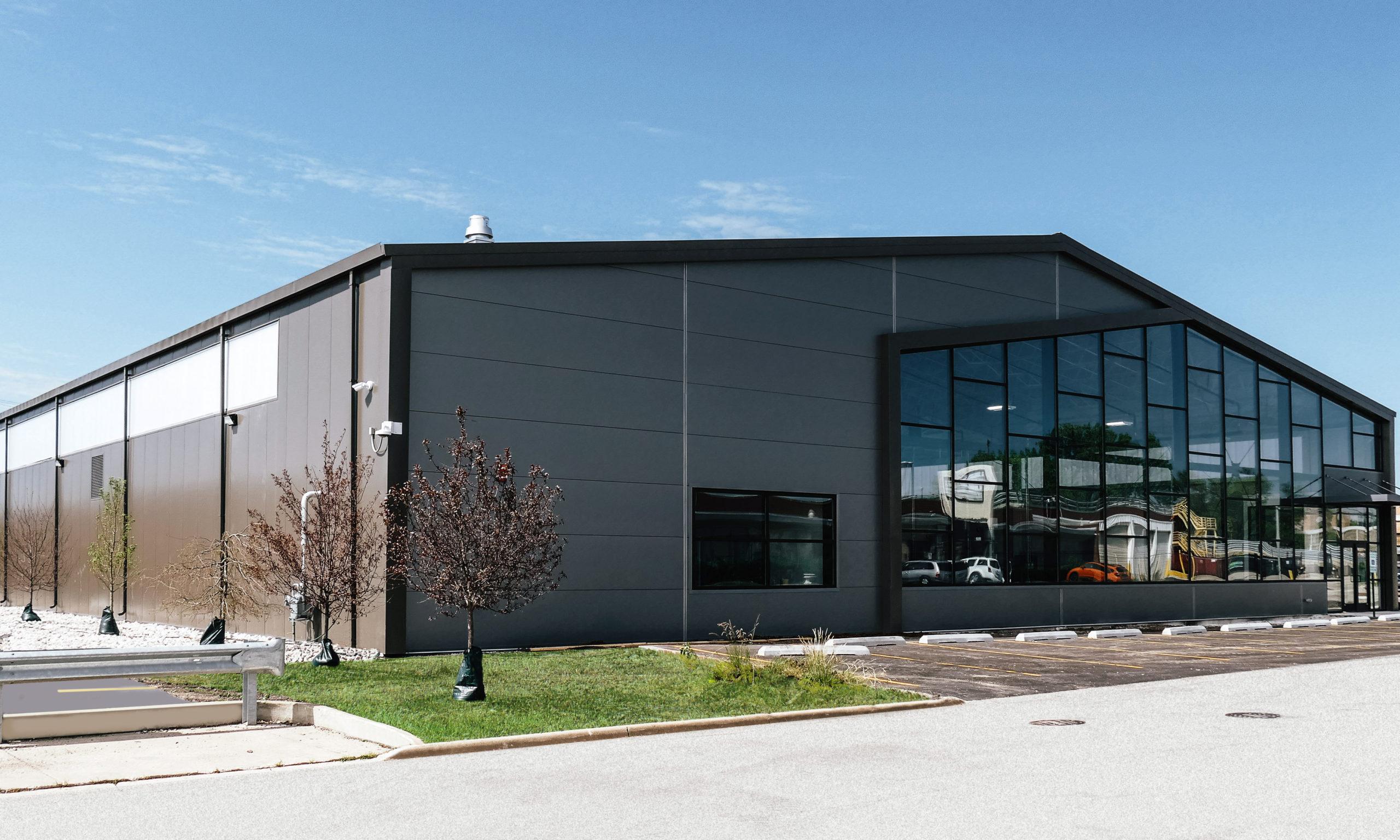 Summit Design + Build completes construction of industrial building in Schiller Park   REJournals