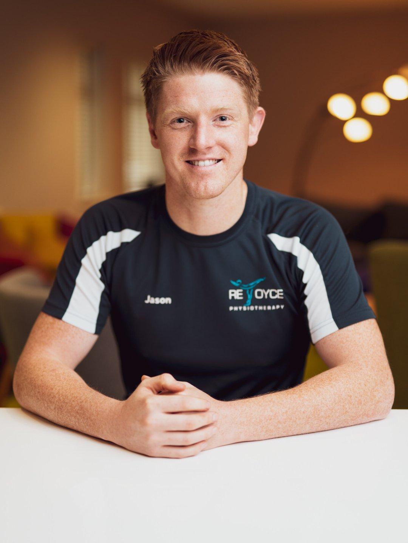 Jason Joyce Physiotherapist/ Health Coach/Workplace Wellness Coach