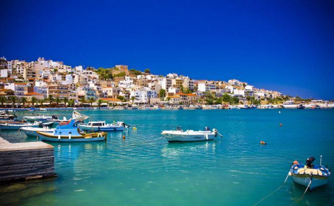 Sitia - Kreta i Grækenland
