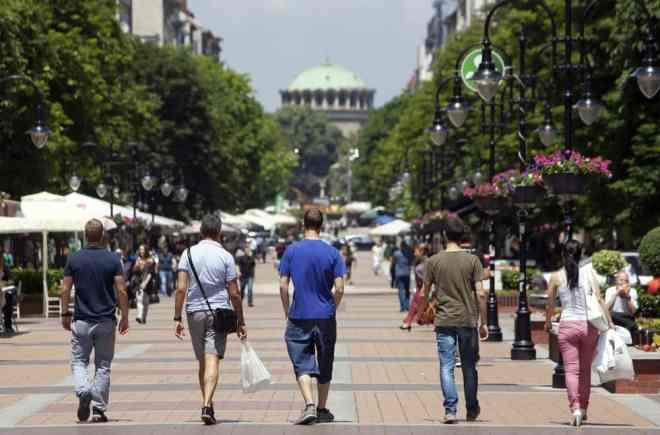 Storbyferie i Sofia