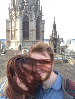 windy attempts at roof pics