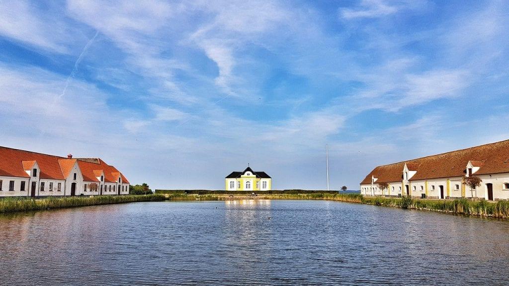 Danimarka - Tåsinge, Svendborg, günübirlik gezi, Valdemar Kalesi - seyahat