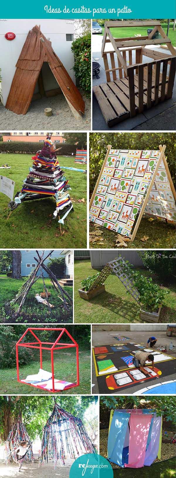 ideas para crear patios de escuelas que