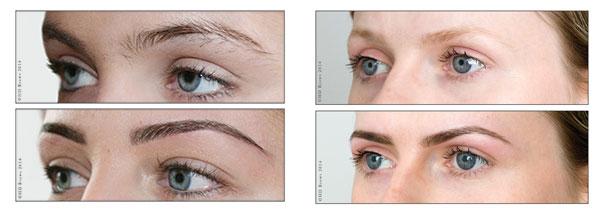 HD eyebrows, Rejiven, beauty treatment,s Stokesley