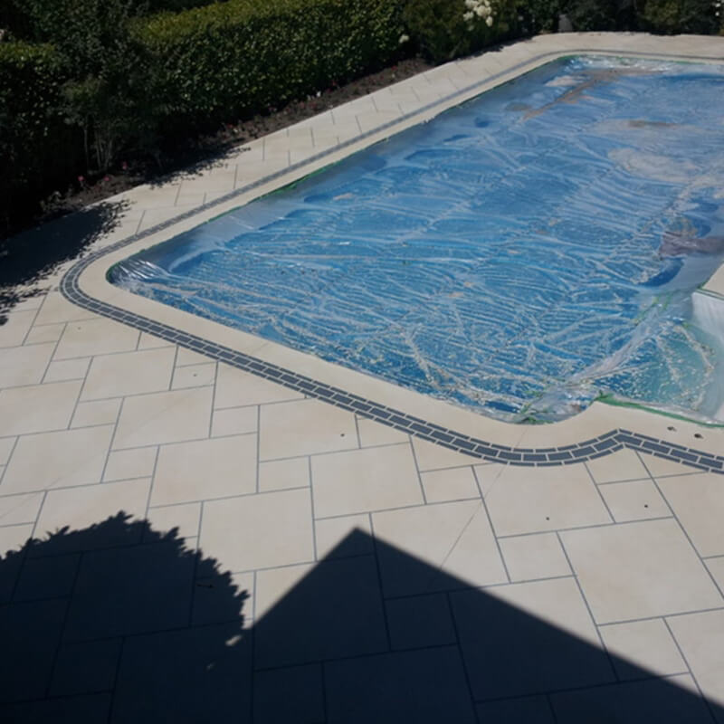 resurface your patio with epoxy paint