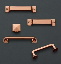 copper cabinet pulls and knobs  Roselawnlutheran