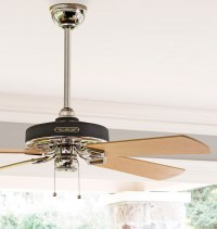 Heron Ceiling Fan - No Light 4-Blade Ceiling Fan ...