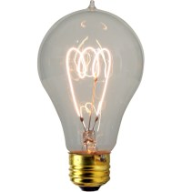 70W Triple-loop Carbon Filament Bulb | Rejuvenation