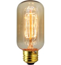 30W Radio-style Small Tungsten Filament Bulb | Rejuvenation