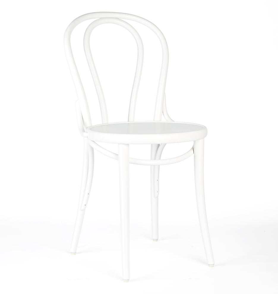 White Bistro Chairs Bistrot Chair Limetennis