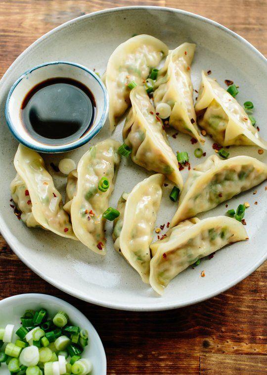 De lekkerste dumplings van meester Ken