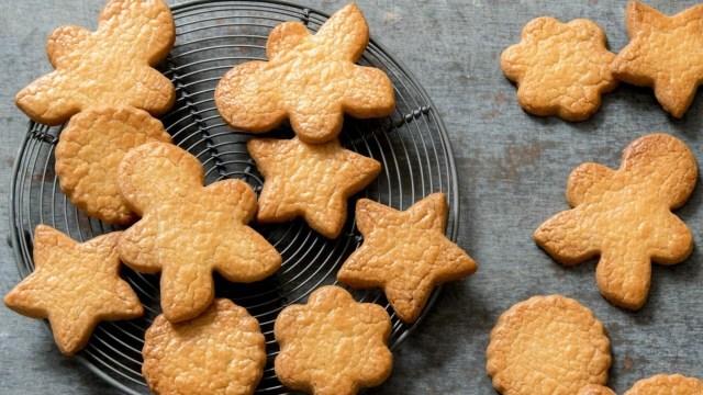Bak mee met de lekkere koekjes van juf Iris