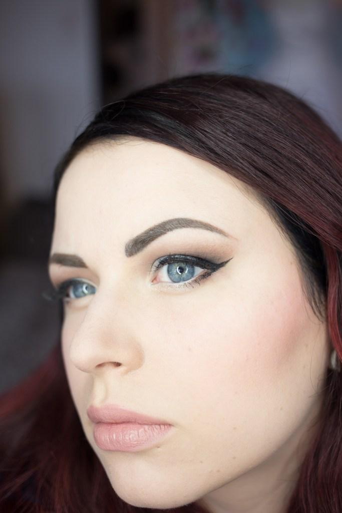 Tutorial - Make Up Detailaufnahmen