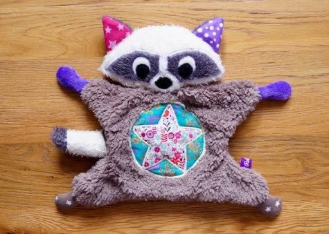 Girly Raccoon