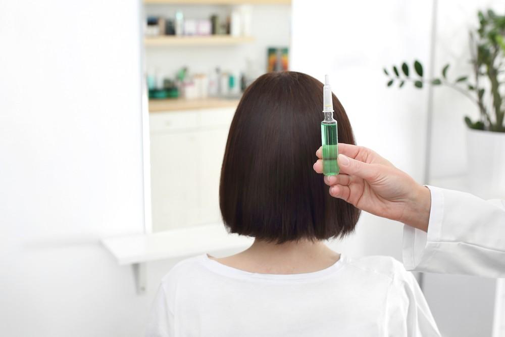 Контрактное производство ампул для роста волос. Контрактное производство косметики