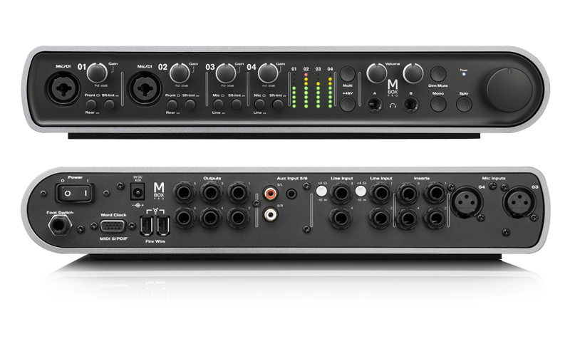 Avid unveils new products: Pro Tools Mbox Family. Pro Tools SE. M-Audio MobilePre and Oxygen 88 keyboard controller