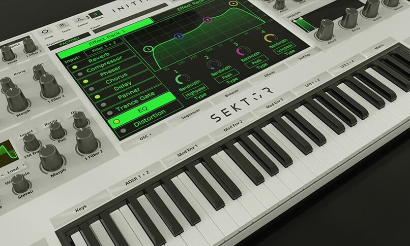 Stereo Synthesizer