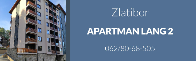 Apartman Lang 2 - Zlatibor