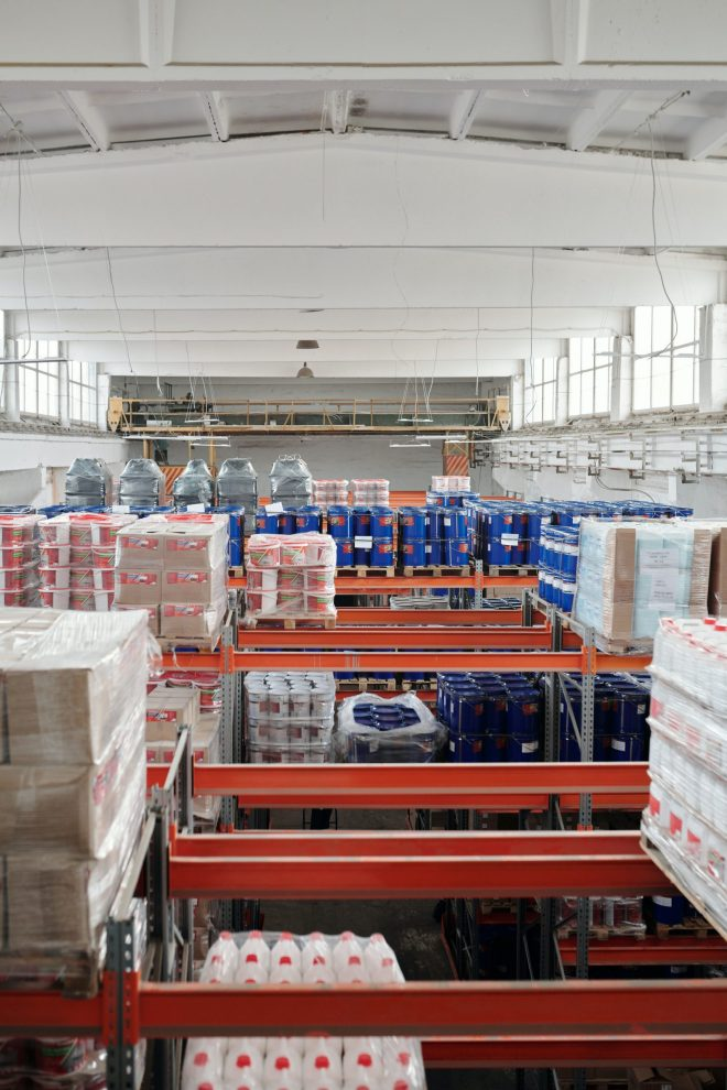Material Handling's Importance in Food Storage and Warehousing