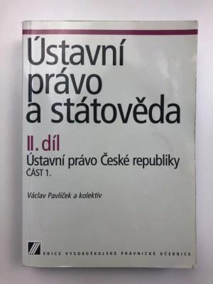 Ústavní právo a státověda II.díl