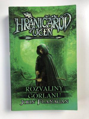 Hraničářův učeň 1 - Rozvaliny Gorlanu