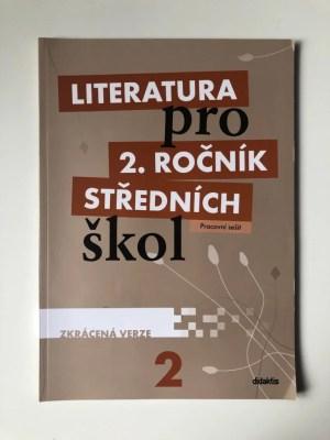 Literatura pro 2.ročník SŠ - Pracovní sešit (zkrácená verze)