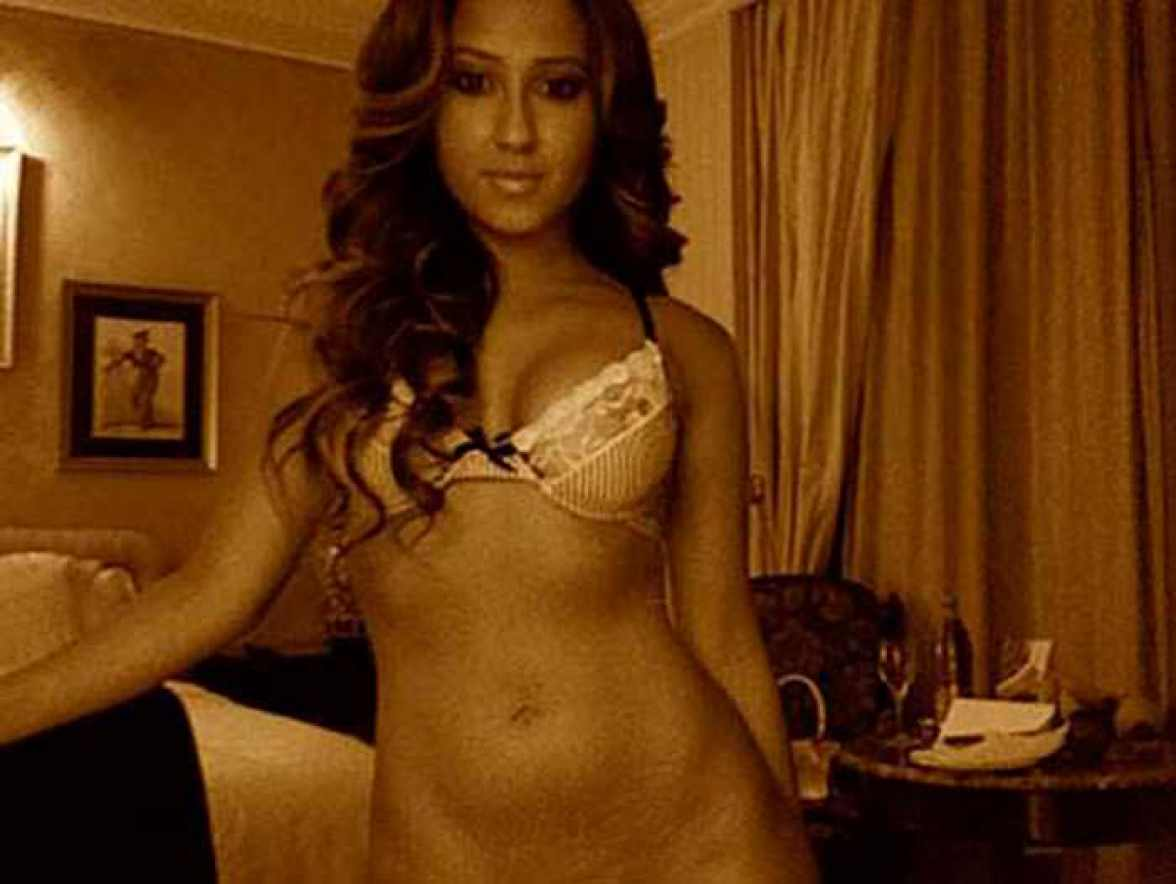 Think, that Adrienne bailon nude topic Only