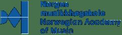 Logo for Norges musikkhøgskole