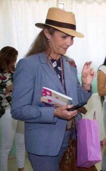 La Infanta Elena en la Fundación Alalá