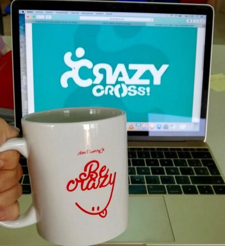 Taza Crazy Cross