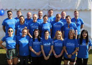 Relate Bradford Team Dragon Boat