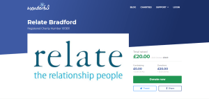 Relate Donation Page