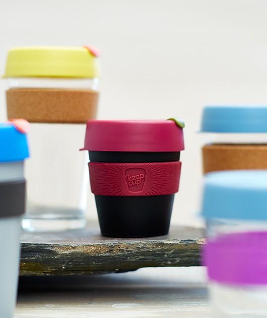 keepcup koffiebeker bedrukken kleuren