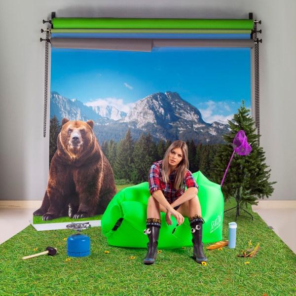 groene lucht zitzak bedrukken logo seatzac (1)