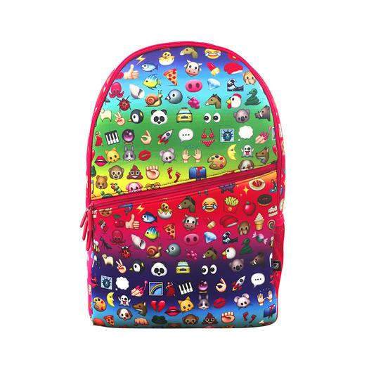backpack terez unicorn trend kleuren rugzak