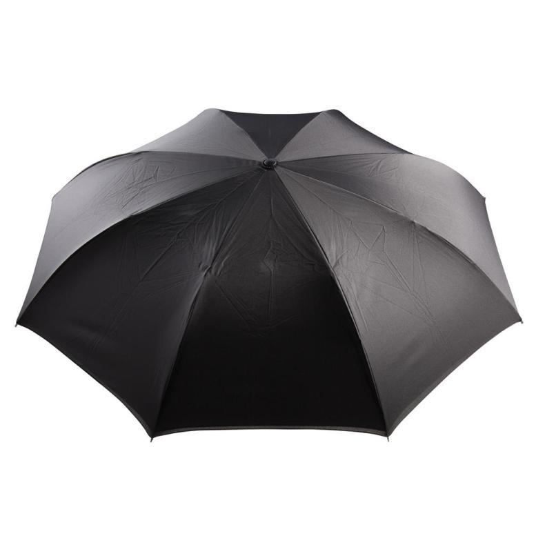 binnenstebuiten paraplu bovenaanzicht