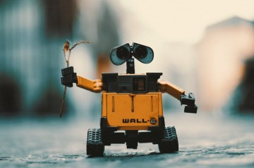 tech gadget robot smartphone cleanner relatiegeschenken