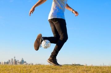 opvouwbare voetbal foooty relatiegeschenk tech gadget