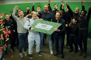 Heineken snelste pitcrew Robert Doornbos bier veilig verkeer drink drive