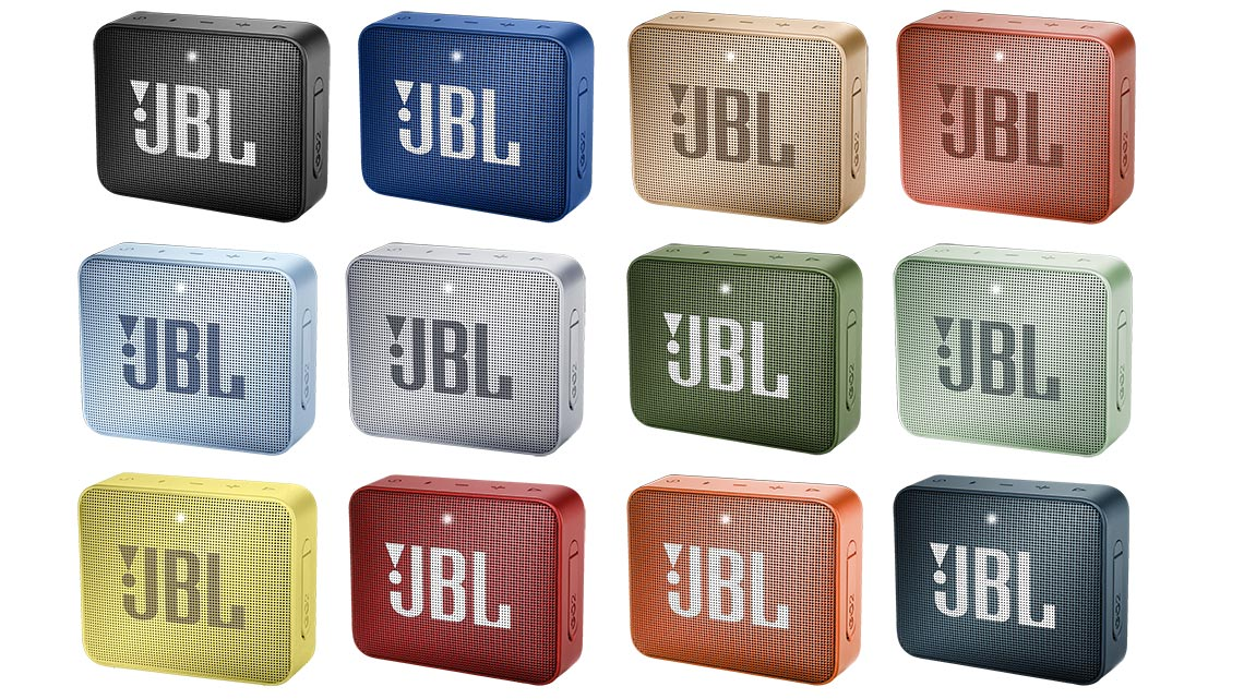 jbl go 2 bedrukken kleuren 2018 relatiegeschenk idee