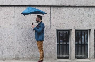 senz doorstart stormparaplu niet failliet relatiegeschenk idee