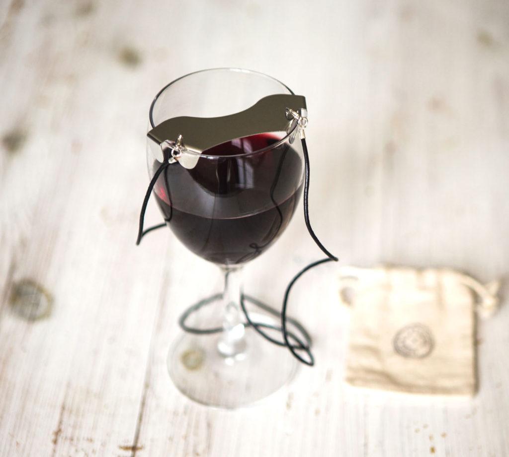 snor beschermer hipster gadget wijn
