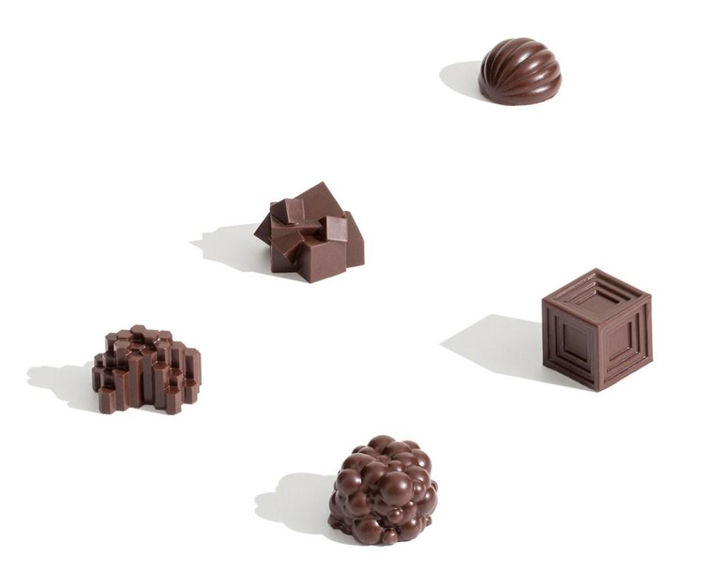 3d print chocolade bonbons relatiegeschenken