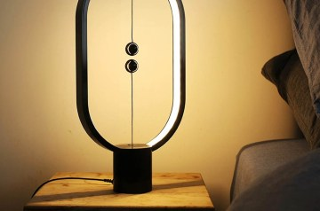 magnetische schakelaar design lamp bijzonder relatiegeschenk